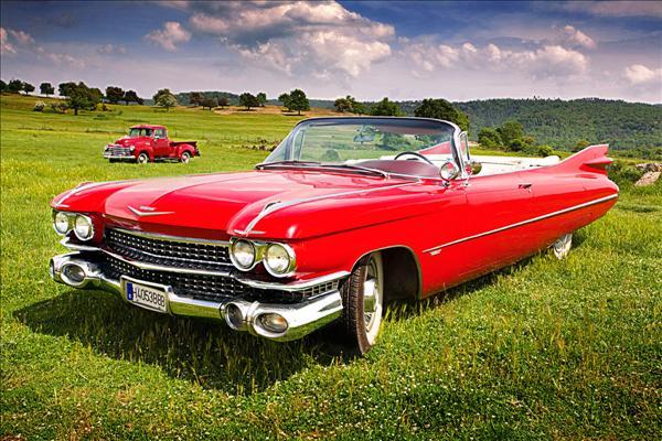 coche americano