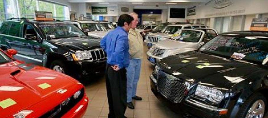Concesionario Chrysler - Foto: www.hoymotor.com