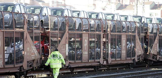 Tren con coches - Foto: www.elmundo.es