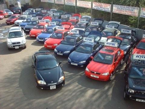 Las diferencias en las valoraciones de los coches usados