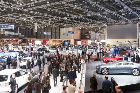 Salon Ginebra 2012 - Foto: http://es.autoblog.com